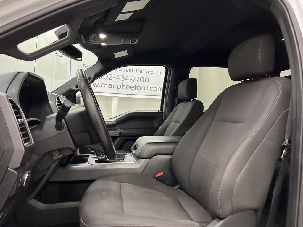 2019 Ford F-150 Left Front Interior Photo in Dartmouth NS
