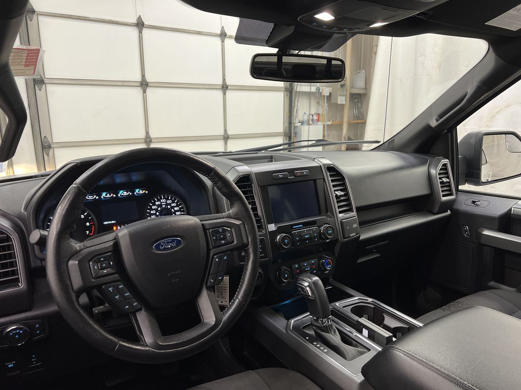 2019 Ford F-150 Strng Wheel/Dash Photo: Frm Rear in Dartmouth NS