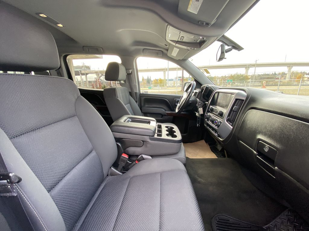 White[Summit White] 2016 GMC Sierra 1500 SLE Right Side Front Seat  Photo in Calgary AB