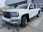 White[Summit White] 2016 GMC Sierra 1500 SLE Left Front Head Light / Bumper and Grill in Calgary AB