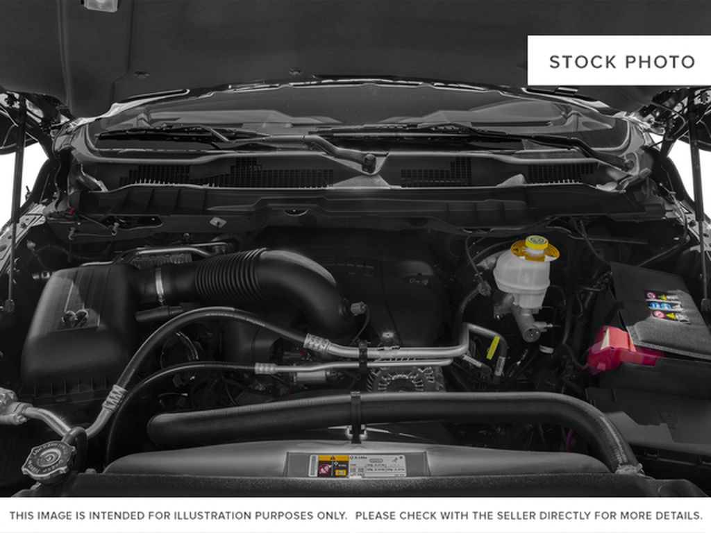 Blue[Blue Streak Pearl] 2015 Ram 1500 Engine Compartment Photo in Fort Macleod AB
