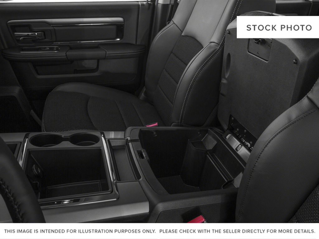 Blue[Blue Streak Pearl] 2015 Ram 1500 Center Console Photo in Fort Macleod AB
