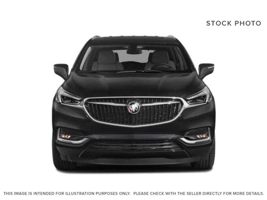 Black[Ebony Twilight Metallic] 2021 Buick Enclave Front Vehicle Photo in Medicine Hat AB