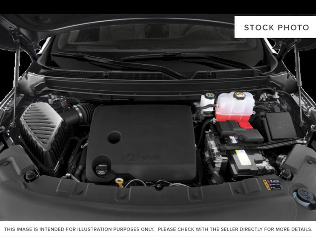 Black[Ebony Twilight Metallic] 2021 Buick Enclave Engine Compartment Photo in Medicine Hat AB