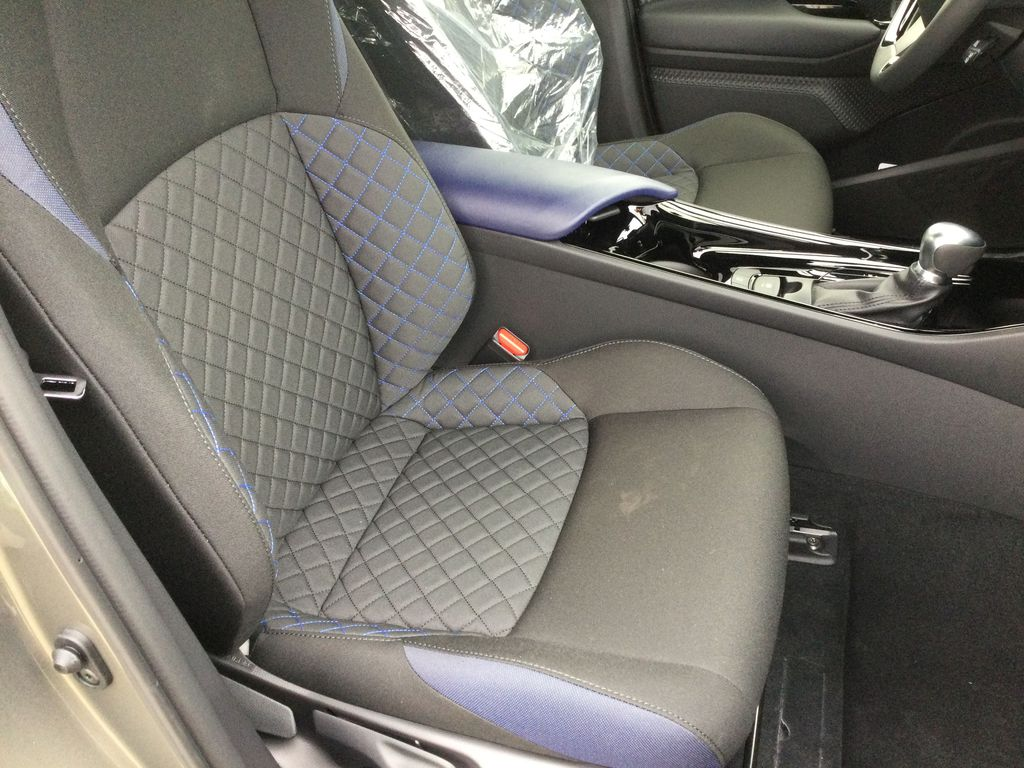 Brown[Bronze Oxide] 2021 Toyota C-HR Right Side Front Seat  Photo in Brockville ON