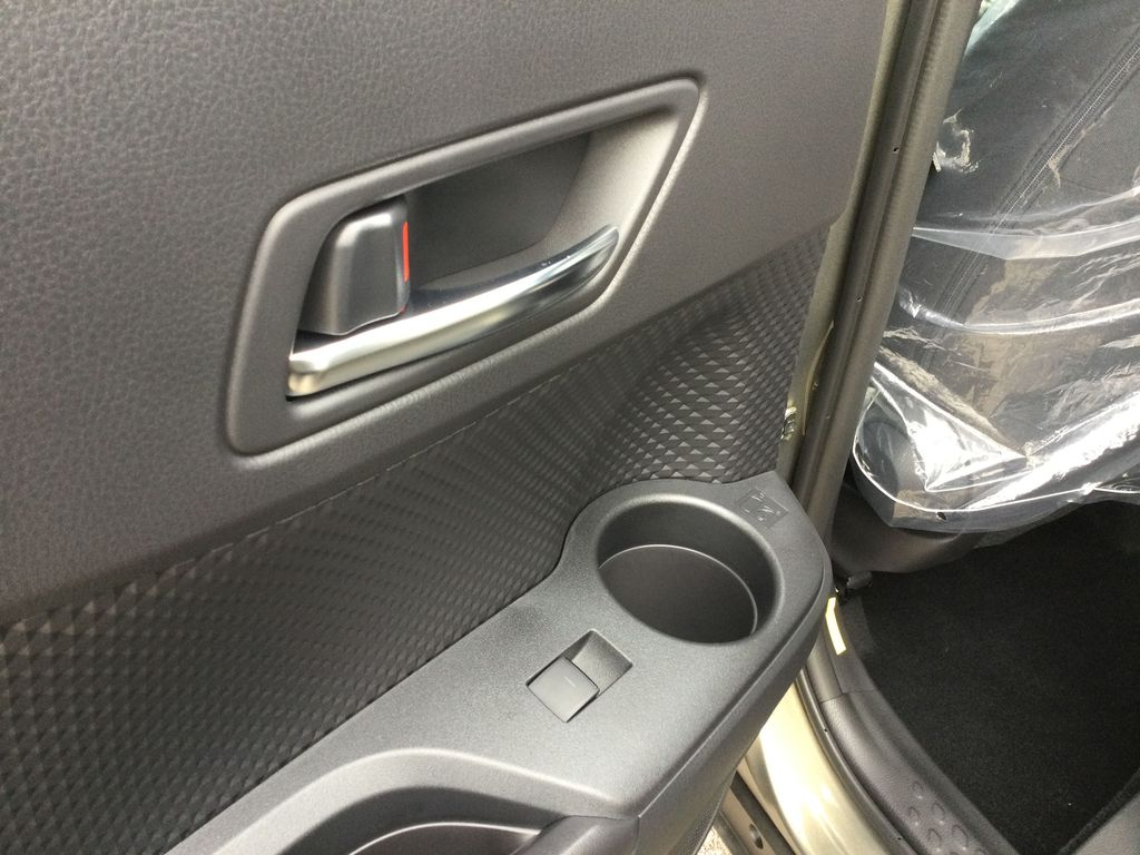 Brown[Bronze Oxide] 2021 Toyota C-HR LR Door Panel Ctls Photo in Brockville ON