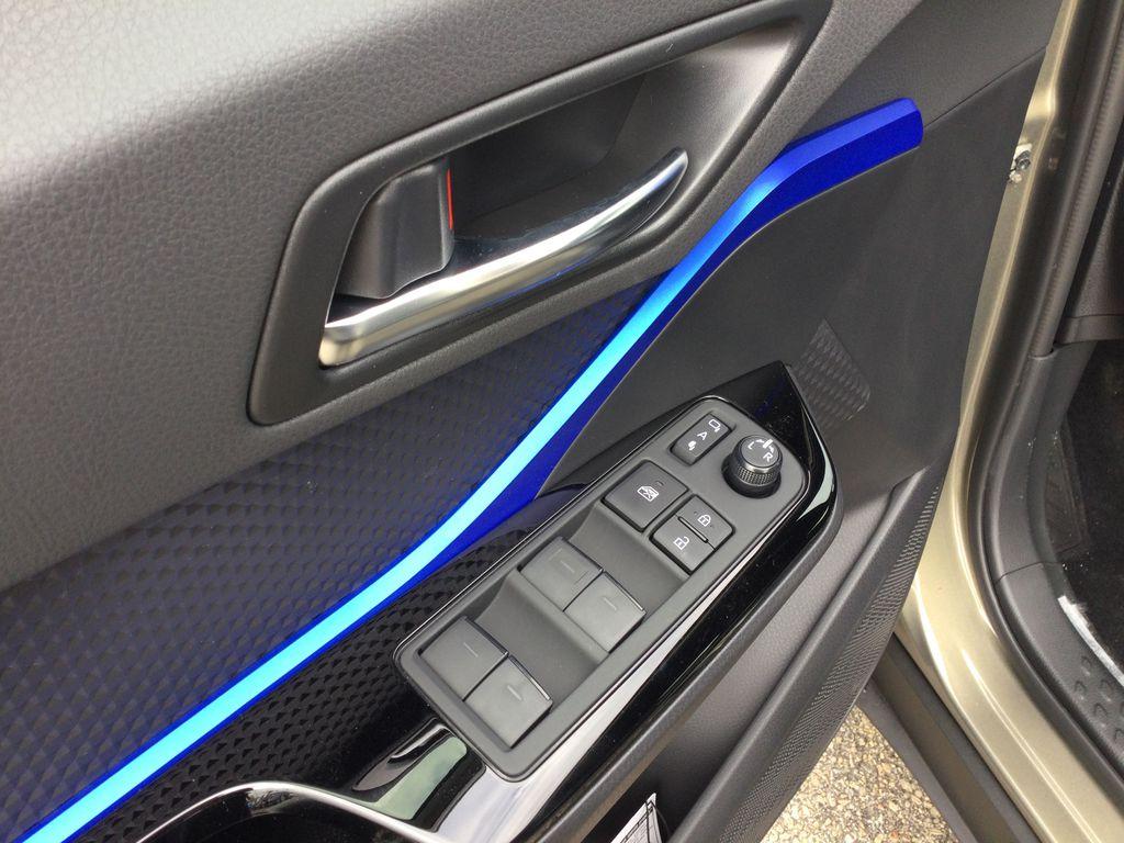 Brown[Bronze Oxide] 2021 Toyota C-HR  Driver's Side Door Controls Photo in Brockville ON