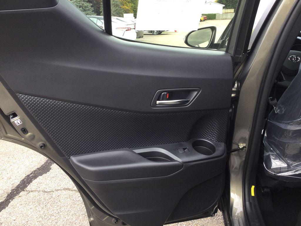 Brown[Bronze Oxide] 2021 Toyota C-HR Left Rear Interior Door Panel Photo in Brockville ON