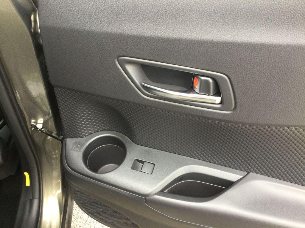 Brown[Bronze Oxide] 2021 Toyota C-HR Passenger Rear Door Controls Photo in Brockville ON