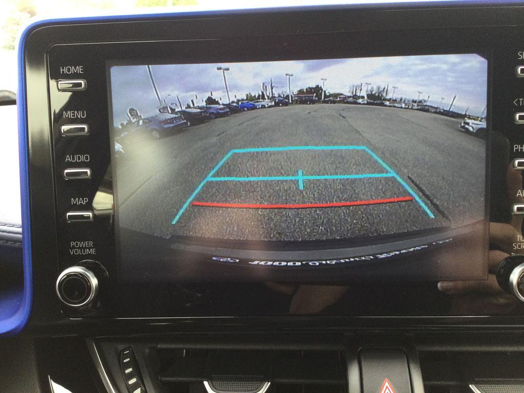 Brown[Bronze Oxide] 2021 Toyota C-HR Backup Camera Closeup Photo in Brockville ON