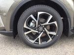 Brown[Bronze Oxide] 2021 Toyota C-HR Left Front Rim and Tire Photo in Brockville ON