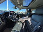 White[White Frost Tricoat] 2018 GMC Sierra 1500 Denali Left Front Interior Photo in Calgary AB
