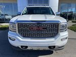 White[White Frost Tricoat] 2018 GMC Sierra 1500 Denali Front Vehicle Photo in Calgary AB