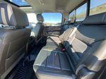 White[White Frost Tricoat] 2018 GMC Sierra 1500 Denali Left Side Rear Seat  Photo in Calgary AB