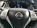Black[Super Black] 2015 Nissan Rogue Steering Wheel and Dash Photo in Edmonton AB
