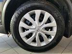 Black[Super Black] 2015 Nissan Rogue Left Front Rim and Tire Photo in Edmonton AB