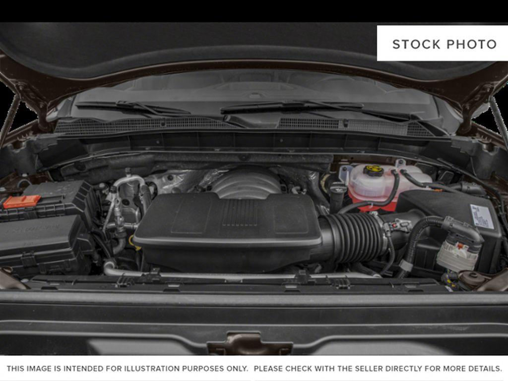 Onyx Black 2021 GMC Sierra 1500 Engine Compartment Photo in Oshawa ON
