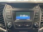 Black 2013 Hyundai Santa Fe GLS Left Front Head Light / Bumper and Grill in Edmonton AB
