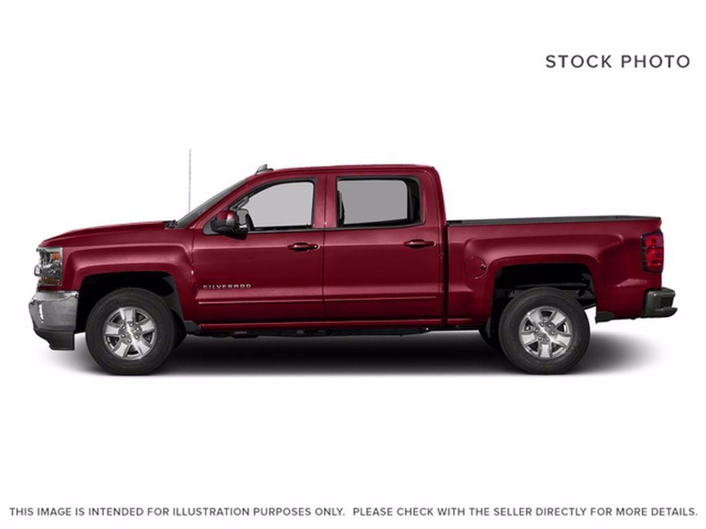 Red[Cajun Red Tintcoat] 2018 Chevrolet Silverado 1500 Left Front Interior Photo in Brandon MB