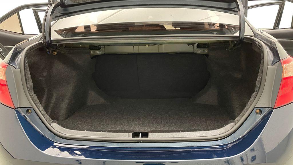 Blue[Galactic Aqua Mica] 2018 Toyota Corolla LE - Corolla Upgrade Package w/ Sunroof, Alloys Trunk / Cargo Area Photo in Winnipeg MB
