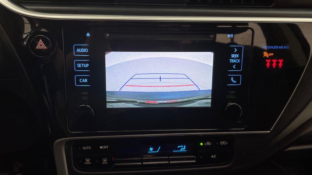 Blue[Galactic Aqua Mica] 2018 Toyota Corolla LE - Corolla Upgrade Package w/ Sunroof, Alloys Additional Photo 1 in Winnipeg MB