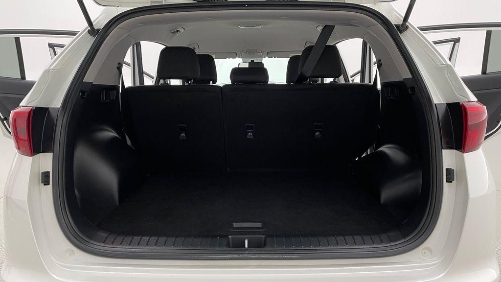 White[Snow White Pearl] 2019 Kia Sportage LX AWD - Heated Seats, Backup Camera, Bluetooth Trunk / Cargo Area Photo in Winnipeg MB