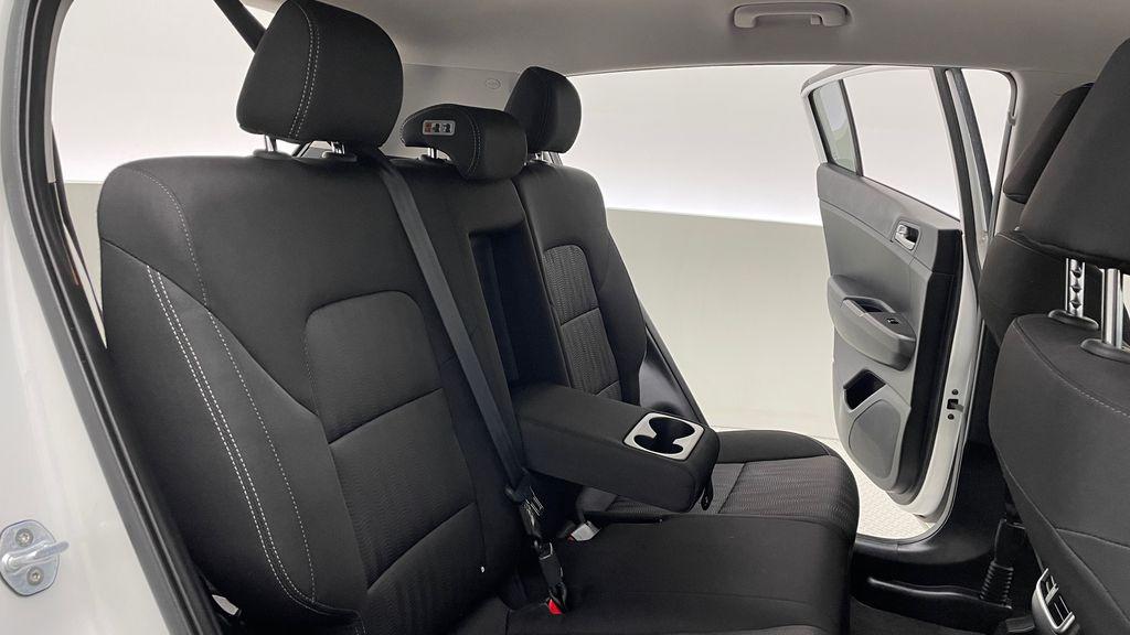 White[Snow White Pearl] 2019 Kia Sportage LX AWD - Heated Seats, Backup Camera, Bluetooth Right Side Rear Seat  Photo in Winnipeg MB