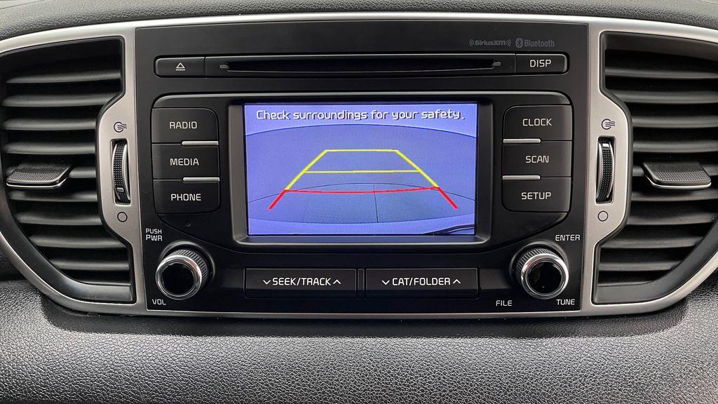 White[Snow White Pearl] 2019 Kia Sportage LX AWD - Heated Seats, Backup Camera, Bluetooth Additional Photo 2 in Winnipeg MB
