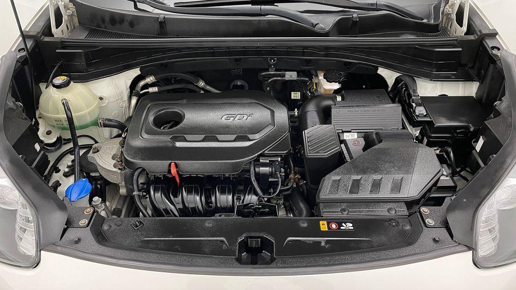 White[Snow White Pearl] 2019 Kia Sportage LX AWD - Heated Seats, Backup Camera, Bluetooth Engine Compartment Photo in Winnipeg MB