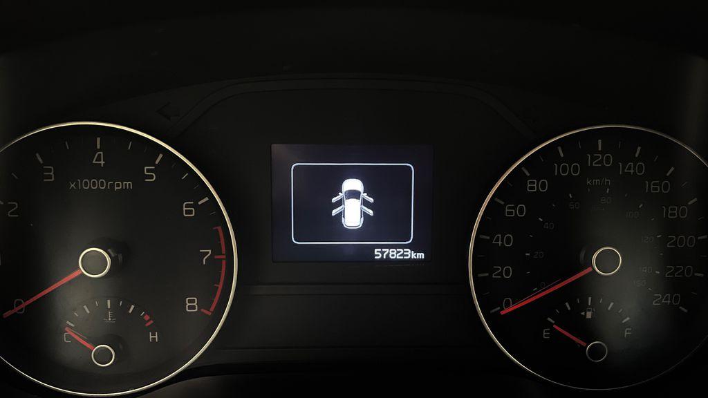 White[Snow White Pearl] 2019 Kia Sportage LX AWD - Heated Seats, Backup Camera, Bluetooth Odometer Photo in Winnipeg MB