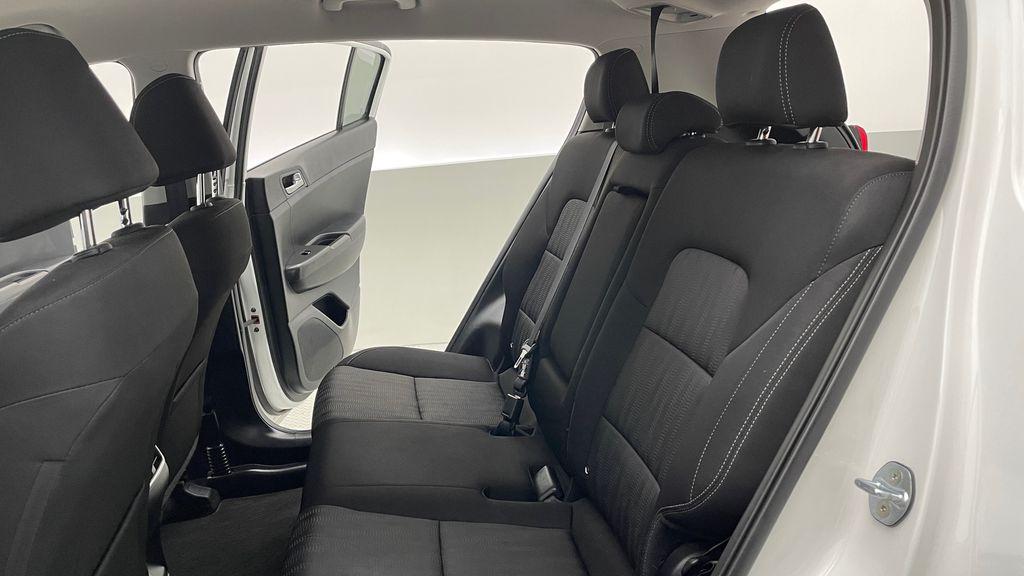 White[Snow White Pearl] 2019 Kia Sportage LX AWD - Heated Seats, Backup Camera, Bluetooth Left Side Rear Seat  Photo in Winnipeg MB