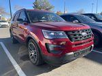 RED 2016 Ford Explorer Sport Left Front Corner Photo in Edmonton AB
