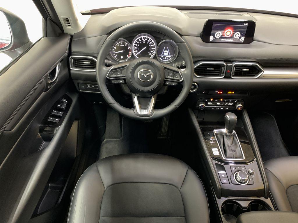SOUL RED CRYSTAL METALLIC 2019 Mazda CX-5 GS - Bluetooth, Remote Start, Backup Cam, Adaptive Cruise, Apple CarPlay Strng Wheel: Frm Rear in Edmonton AB