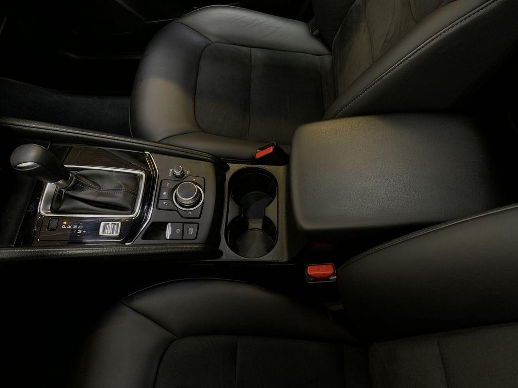 SOUL RED CRYSTAL METALLIC 2019 Mazda CX-5 GS - Bluetooth, Remote Start, Backup Cam, Adaptive Cruise, Apple CarPlay Center Console Photo in Edmonton AB