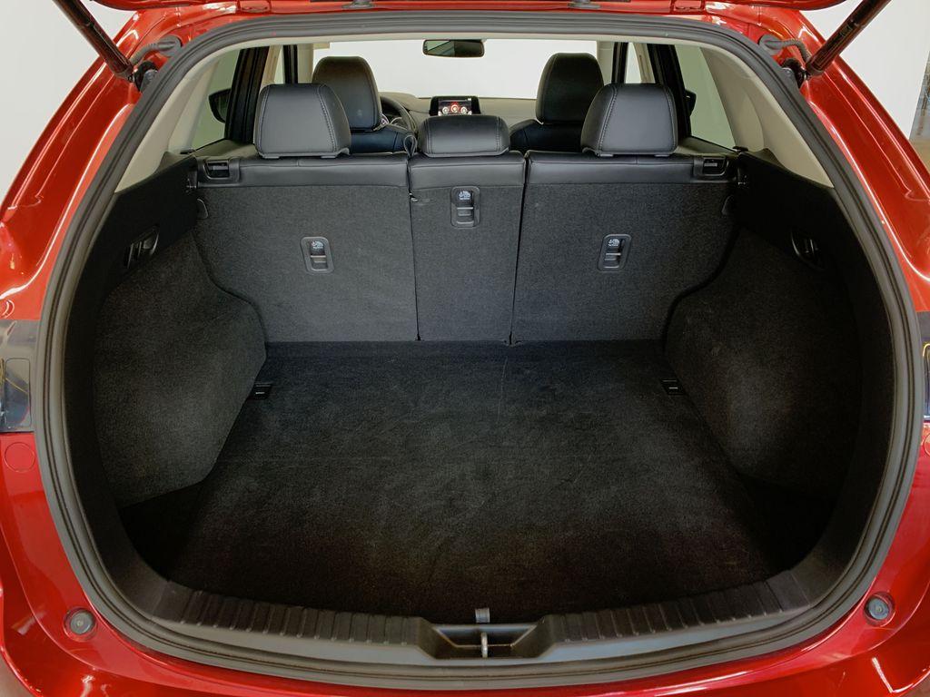 SOUL RED CRYSTAL METALLIC 2019 Mazda CX-5 GS - Bluetooth, Remote Start, Backup Cam, Adaptive Cruise, Apple CarPlay Trunk / Cargo Area Photo in Edmonton AB