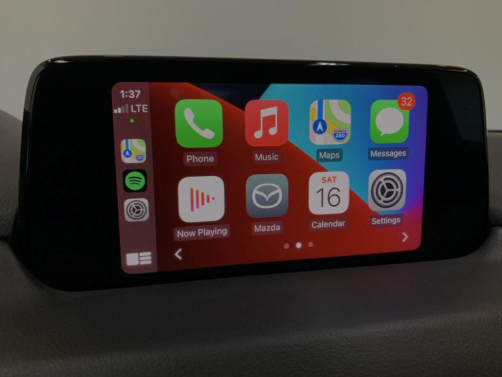 SOUL RED CRYSTAL METALLIC 2019 Mazda CX-5 GS - Bluetooth, Remote Start, Backup Cam, Adaptive Cruise, Apple CarPlay Apple Carplay/Android Auto Photo in Edmonton AB