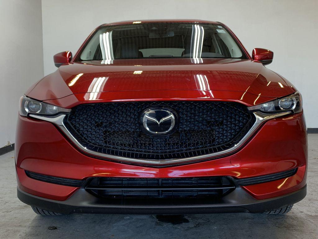 SOUL RED CRYSTAL METALLIC 2019 Mazda CX-5 GS - Bluetooth, Remote Start, Backup Cam, Adaptive Cruise, Apple CarPlay Front Vehicle Photo in Edmonton AB