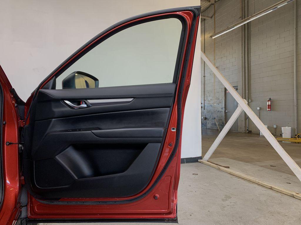 SOUL RED CRYSTAL METALLIC 2019 Mazda CX-5 GS - Bluetooth, Remote Start, Backup Cam, Adaptive Cruise, Apple CarPlay Right Front Interior Door Panel Photo in Edmonton AB