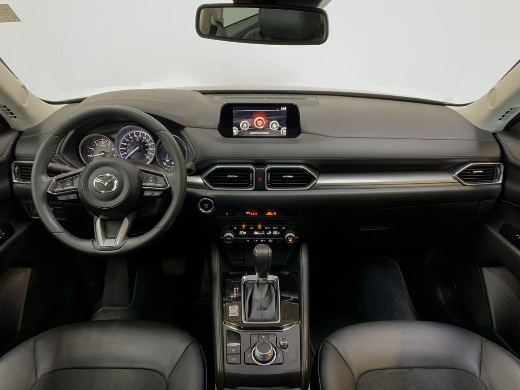 SOUL RED CRYSTAL METALLIC 2019 Mazda CX-5 GS - Bluetooth, Remote Start, Backup Cam, Adaptive Cruise, Apple CarPlay Strng Wheel/Dash Photo: Frm Rear in Edmonton AB