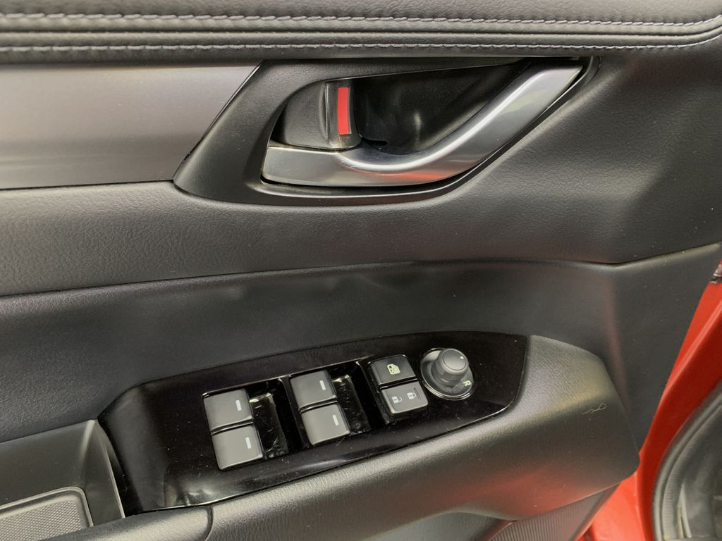 SOUL RED CRYSTAL METALLIC 2019 Mazda CX-5 GS - Bluetooth, Remote Start, Backup Cam, Adaptive Cruise, Apple CarPlay  Driver's Side Door Controls Photo in Edmonton AB
