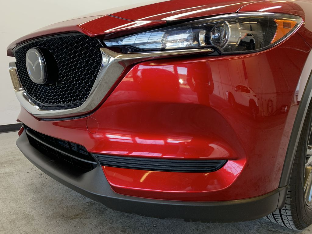 SOUL RED CRYSTAL METALLIC 2019 Mazda CX-5 GS - Bluetooth, Remote Start, Backup Cam, Adaptive Cruise, Apple CarPlay Left Front Head Light / Bumper and Grill in Edmonton AB