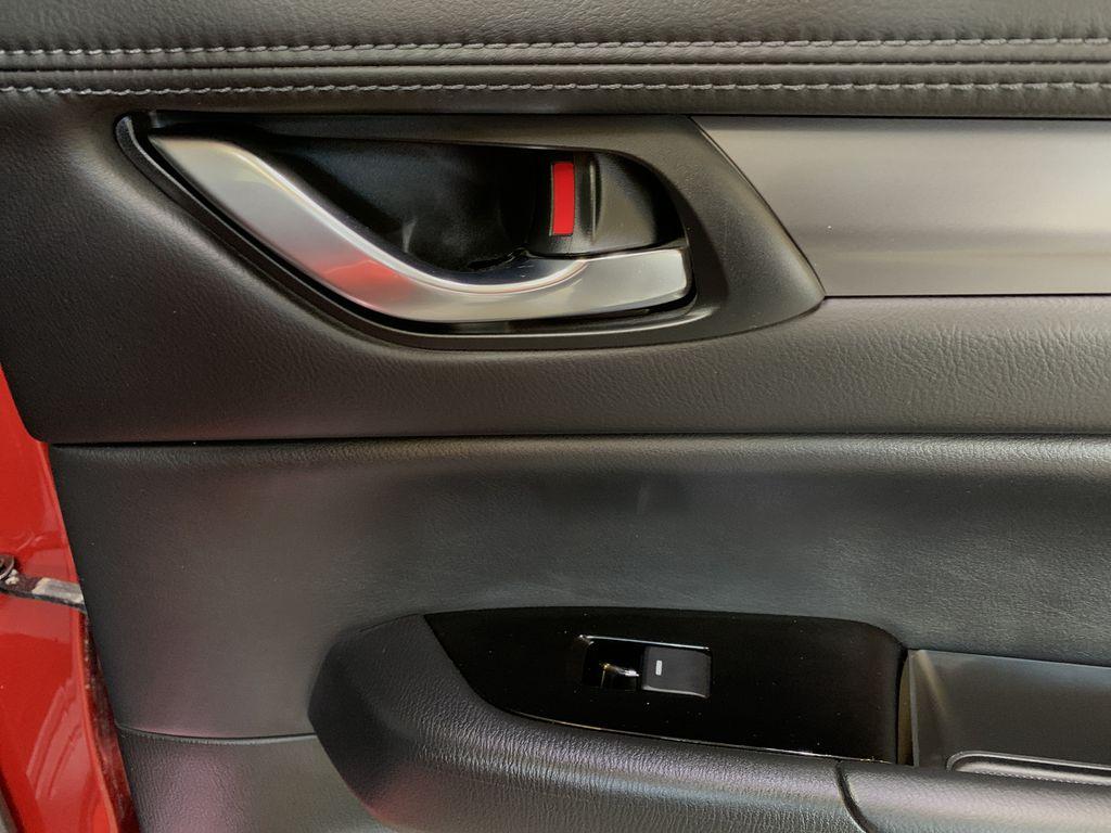 SOUL RED CRYSTAL METALLIC 2019 Mazda CX-5 GS - Bluetooth, Remote Start, Backup Cam, Adaptive Cruise, Apple CarPlay Passenger Rear Door Controls Photo in Edmonton AB