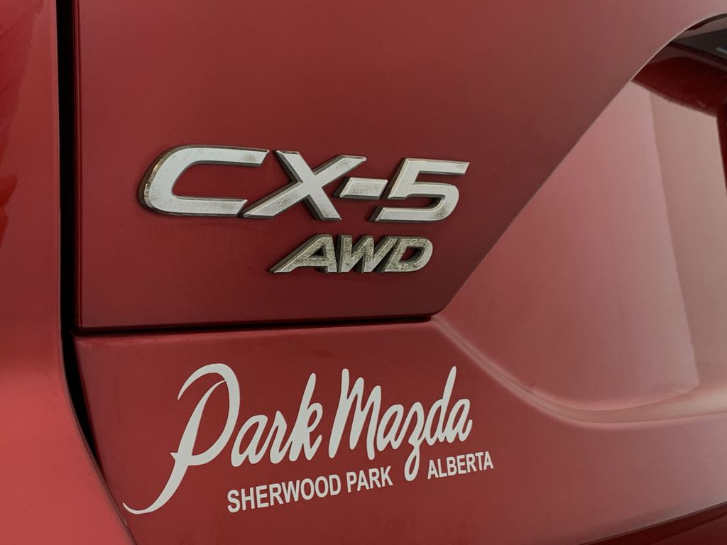 SOUL RED CRYSTAL METALLIC 2019 Mazda CX-5 GS - Bluetooth, Remote Start, Backup Cam, Adaptive Cruise, Apple CarPlay Trim Specific Photo in Edmonton AB