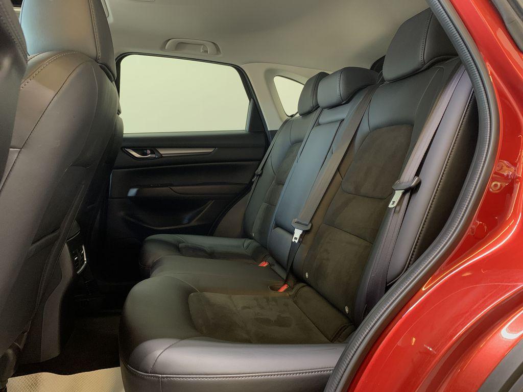 SOUL RED CRYSTAL METALLIC 2019 Mazda CX-5 GS - Bluetooth, Remote Start, Backup Cam, Adaptive Cruise, Apple CarPlay Left Side Rear Seat  Photo in Edmonton AB