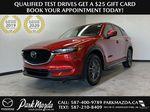 SOUL RED CRYSTAL METALLIC 2019 Mazda CX-5 GS - Bluetooth, Remote Start, Backup Cam, Adaptive Cruise, Apple CarPlay Primary Photo in Edmonton AB