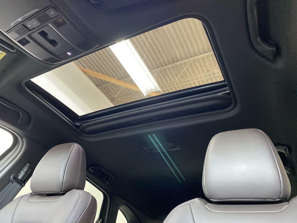 JET BLACK MICA 2021 Mazda CX-5 Signature AWD - Apple CarPlay, 360º Camera, Adaptive Cruise Sunroof Photo in Edmonton AB