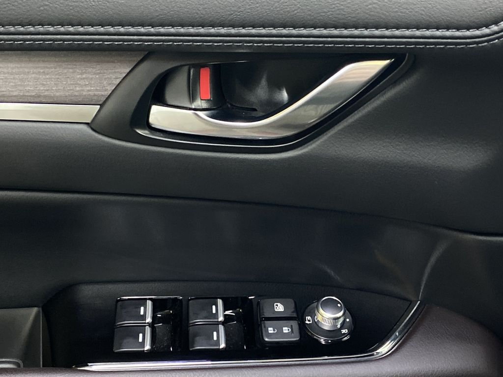 JET BLACK MICA 2021 Mazda CX-5 Signature AWD - Apple CarPlay, 360º Camera, Adaptive Cruise  Driver's Side Door Controls Photo in Edmonton AB