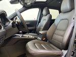 JET BLACK MICA 2021 Mazda CX-5 Signature AWD - Apple CarPlay, 360º Camera, Adaptive Cruise Left Front Interior Photo in Edmonton AB