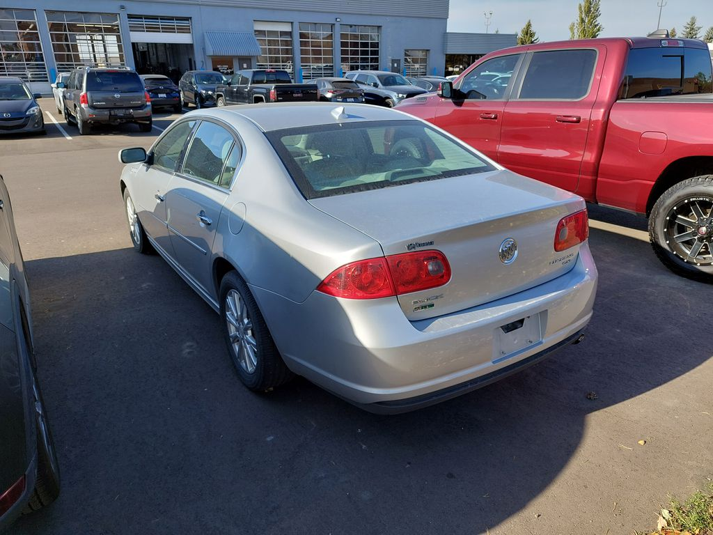 SILVER 2010 Buick Lucerne Left Front Rim and Tire Photo in Edmonton AB