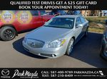 SILVER 2010 Buick Lucerne Primary Photo in Edmonton AB